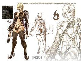 Conceptual art of Tera. by stella9708