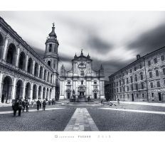 Basilica of the Holy House by gianf