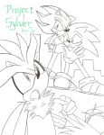 Project Silver the Hedgehog by Carpenter-Jo