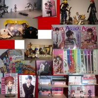 manga figure collection sale by grasParkiet2