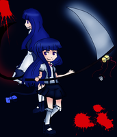 Bernkastel and Rika by Ferchase