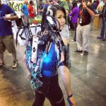 MechanoWings (@MakerFaire 2014 Bay Area) by melell