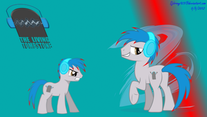 The Living Tombstone wallpaper by Djbrony923