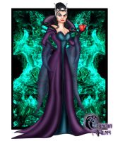 Disney Villains: Queen Narissa by Grincha
