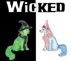 Wicked - Wolf Style by TaliahWolfess