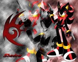 Shadow Wallpaper 2.0 by SonicRemix