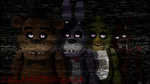 -Five Nights at Freddy's- by XxNemmieSpardaxX