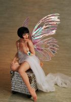 Louise Brooks fairy finished by fairiesndreams