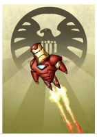Iron Man by pedroobarreto