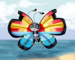 Pokeddexy Day 1: Bug-Type by Ambunny