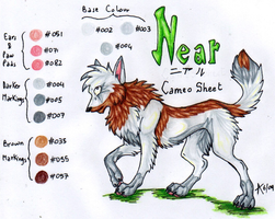 Cameo Sheet n.2: Near by ARVEN92