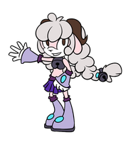 :MEME: Redesign - Sheep by Diaminerre