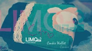 Coukie - Handmade Wallet by LIMOmade