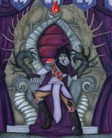 The Tyrant King Erebus by Silver-the-kid