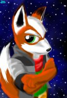 Star Fox Colors by MyRedYoshi