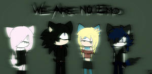 We Are NO Emo by Kmanx128
