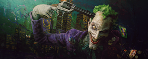 Bang! Goes the Joker... by rancidfetus
