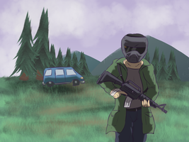(Patreon Request) Mask Rifle by Zedrin