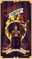 Mr. Joker's Gotham City Circus by shoomlah