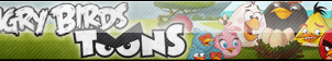 Angry Birds Toons Fan Button (Edited) by ButtonsMaker