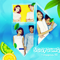 Photopack Sooyoung by Carli23Cosgrover