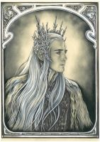MovieThranduil by ebe-kastein