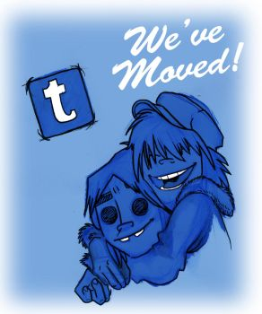 We've moved! by Ask-2DxNoodle