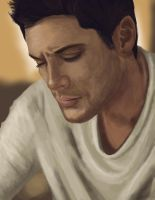 Dean Winchester by yohlenyaoilover