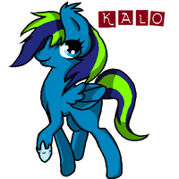 Kalo by SquishyShark