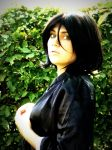 Rukia Kuchiki - Shinigami Uniform by pineapple-prince