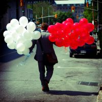 Balloons by Coffea