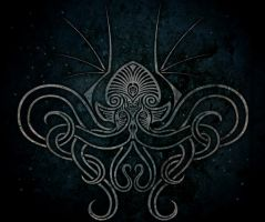Cosmic Cthulhu by verreaux
