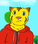 Another furry hater i drew as a furry XD by Dallas2015