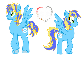 My little pegaso by reina-del-caos