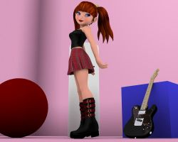 Rocker Sadie by WilliamRumley