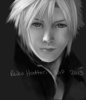 Cloud Smiles - WIP by reikohattori