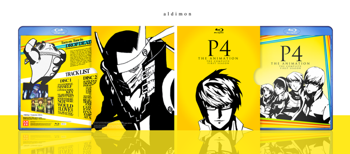 Persona 4: The Animation (Season One) by aldimon