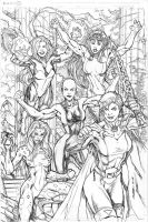 Sorority of Power by Kevin-Sharpe