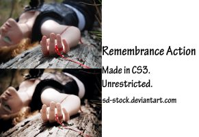 Remembrance Action by sd-stock