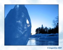 Ice Mountain by dugonline