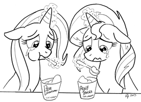 EQD NATG III: Day 22: Competitive Sadness by ArrJaySketch
