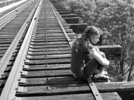 Suicidal Thoughts by Michies-Photographyy