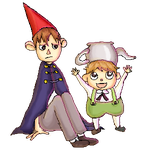 Wirt and Greg Pixels by FFairyy