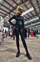 Durarara Headless Rider Manifest 2012 Cosplay by doctor-a