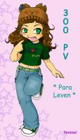 300 PV para Leven by Yanina