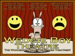 Wedgie Boy Theatre Ad by TheKnockoutKings