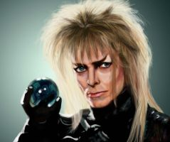 The Goblin King by lovepiratehat
