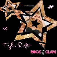Taylor Swift Blend by colorsoftherainbows