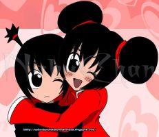 Garu and Pucca 4EVER LOVE by nakuchan9095