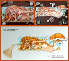 Marleen Bookmark by Artaith-21